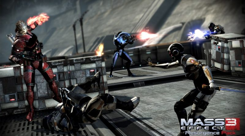 mass effect3 multiplayer
